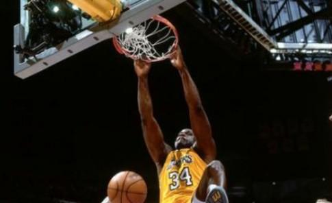 Shaquille O'Neal  jugó 18 años en la NBA y promedió 23.7 puntos por juego y 10.9 rebotes por partido.