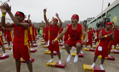 Prison Fitness