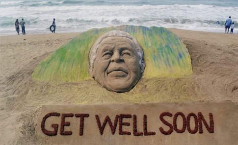 El mundo celebra a Mandela