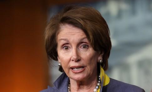 Nancy Pelosi fue reelecta como portavoz de la minoría.