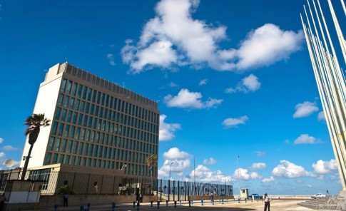 Edificio de la Sección de Intereses de Estados Unidos