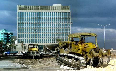 Remodelación en el Malecón de La Habana