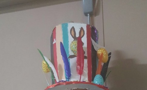 Certamen de Sombreros de Pascua