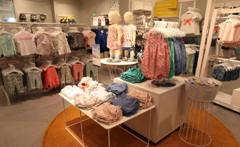 H&M ya abrió sus puertas