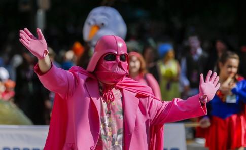 Héroes y villanos se dan cita en Atlanta