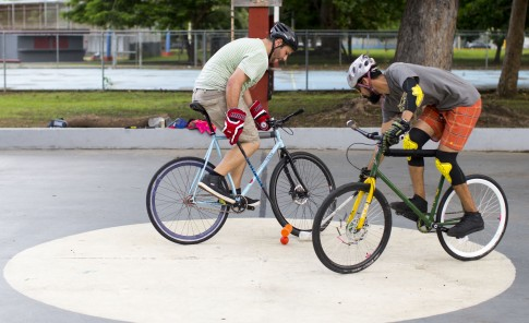 San Juan Bike Polo Club