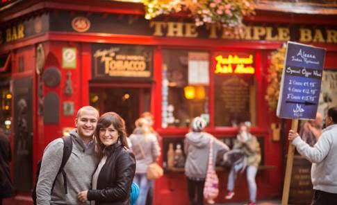 Si visitas Irlanda, no te pierdas sus cervezas