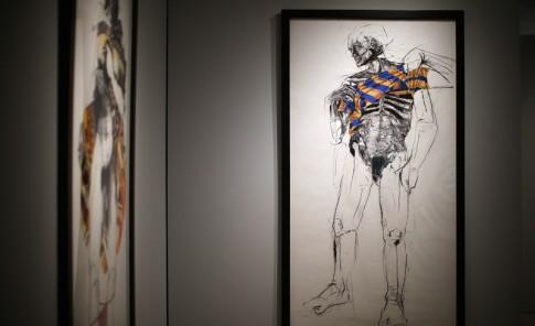 Exhiben sus obras sobre la perspectiva de género