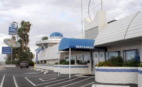 El Space Age Lodge, el restaurante que mantiene viva la pasión por la NASA