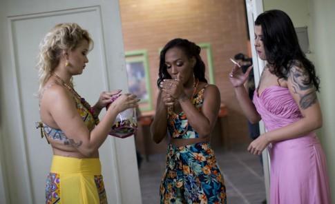 En Brasil la belleza se aprecia hasta en las prisiones