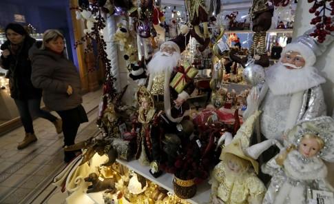 Así se celebra la Navidad en diferentes partes del mundo