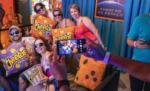 Si eres fanático de los Cheetos, esta residencia de Chester te encantará