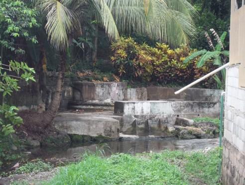 Manantial Las Plumas