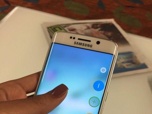 Samsung Galaxy S6 Edge (contactos)