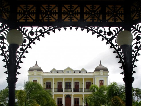 Palacete Los Moreau