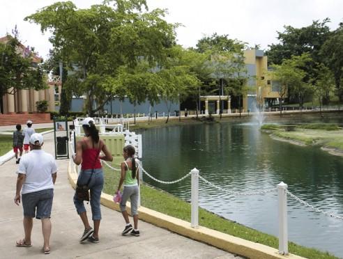 Parque de las Ciencias en Bayamón