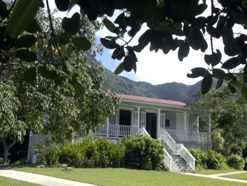 Museo Casa Canales en Jayuya