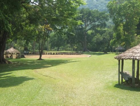 Centro Ceremonial Indígena de Caguana en Utuado