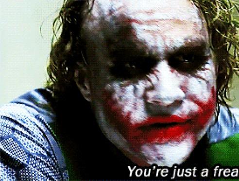 The joker gif