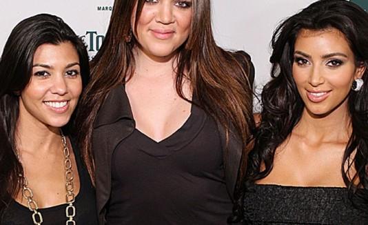 Las Kardashian fueron objeto de la broma.