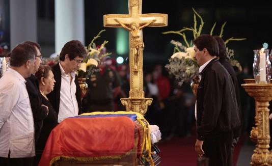 Funeral Hugo Chávez