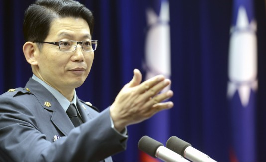 Ministro Defensa China