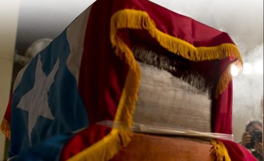 El arzobispo Roberto González Nieves ofició la misa de réquiem con los restos presentes del prócer Ramón Power y Giralt, primer diputado puertorriqueño en las Cortes de Cádiz.