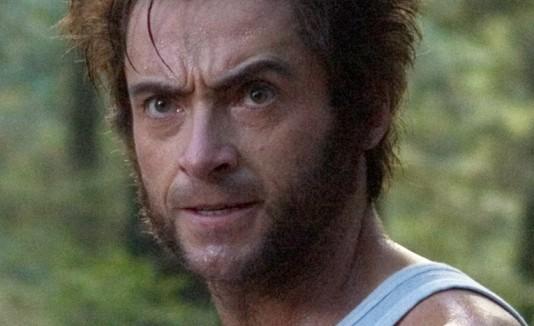 Hugh Jackman como Wolverine.