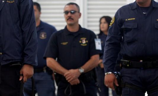 La meta del secretario de Corrección, José Negrón, es tener unos 100 canes activos al fin del cuatrienio.