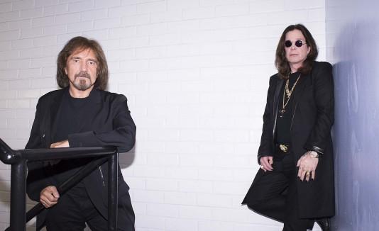 Ozzy Osborne y Black Sabbath