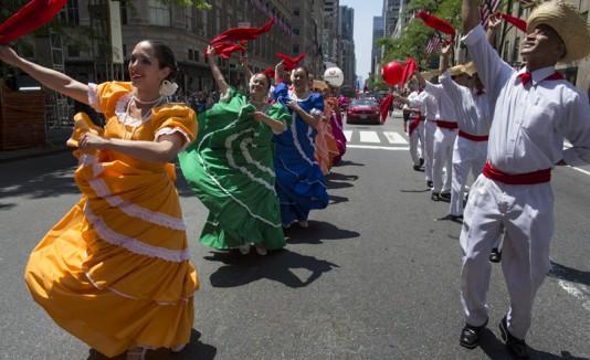 Para puertorriqueña en Nueva York