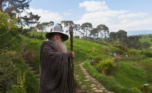 """Los paisajes del filme """"The Hobbit"""" han atraído más turistas al país."""