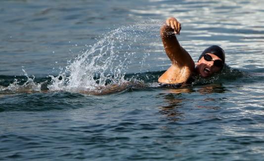 Nadadora australiana
