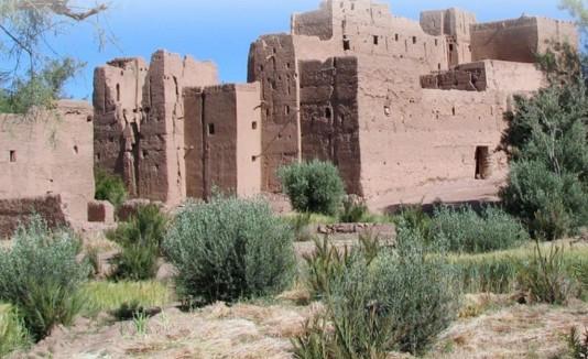 La ciudad de Skoura está fuera de la mayoría de las rutas turísticas establecidas en Marruecos.