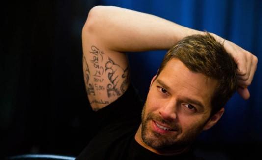 Ricky Martin cantará en spanglish
