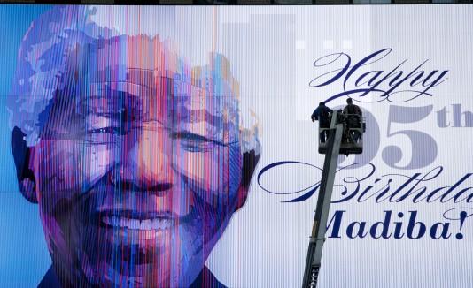 Mandela cumple