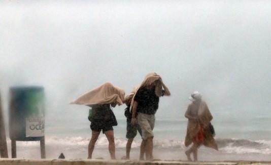 Se espera que esta semana  pase sobre la Isla una onda tropical y una vaguada con bastante humedad.