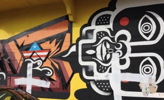 Matan el arte en San Juan