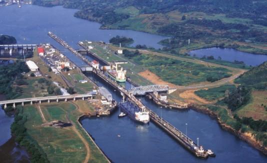 Ready para ampliar el Canal de Panamá