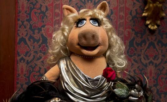 Miss Piggy formará parte del Museo Nacional de Historia.