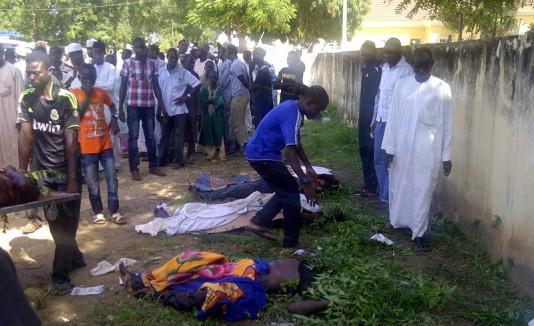 Nigeria masacre