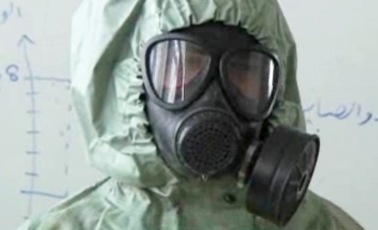 Ya inició  la destrucción de armas químicas.