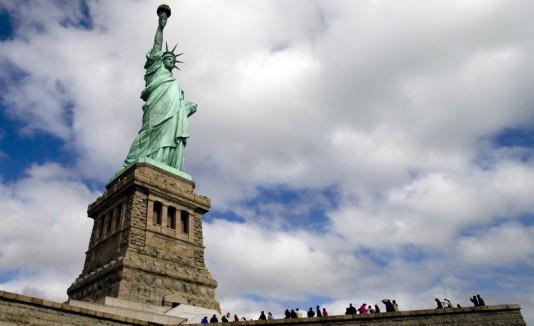 Estatua de la Liberta