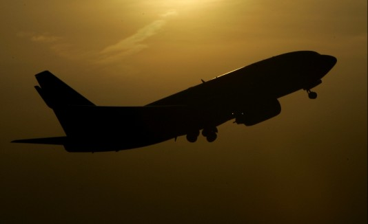 Abordar aviones