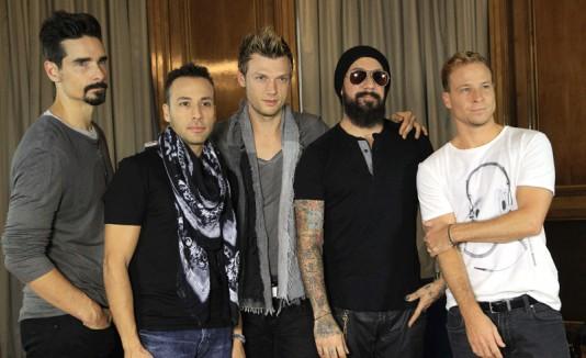 Regreso de los Backstreet Boys