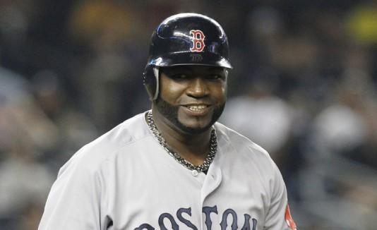 David Ortiz Boston