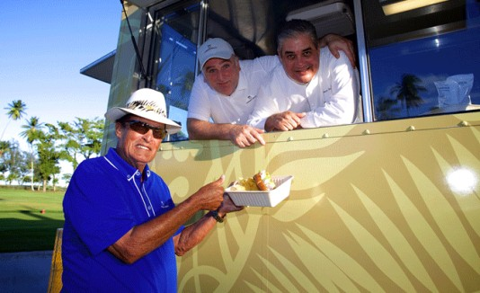 """Llegan los """"food trucks"""" a los campos de golf de Dorado"""
