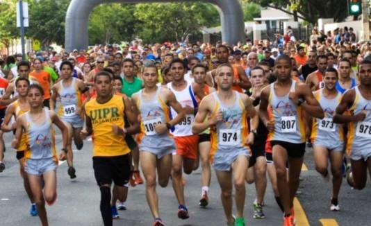 700 corredores se inscribieron.