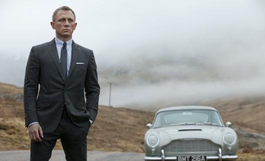 """Daniel Craig en """"Skyfall"""""""