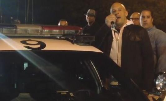 Vin Diesel se une al luto de los fans de Paul Walker